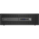 HP ProDesk 600 G2 3.2GHz i5-6500 SFF Black PC