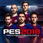 Konami Pro Evolution Soccer 2018 PlayStation 4 English video game