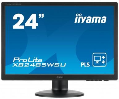 "iiyama ProLite XB2485WSU-B3 24.1"" PLS LED display"
