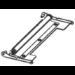 Zebra P1046696-109 pieza de repuesto de equipo de impresión Kit de montaje con soporte 1 pieza(s)