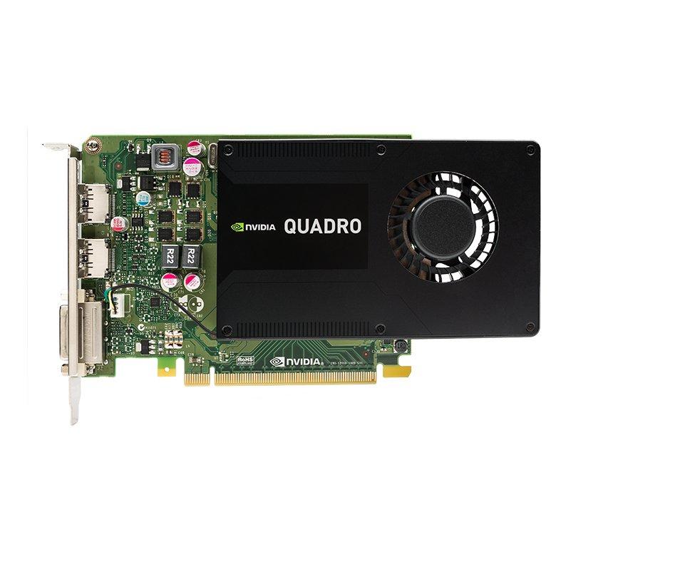 PNY VCQK2200-PB graphics card Quadro K2200 4 GB GDDR5