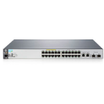 Hewlett Packard Enterprise 2530-24-PoE+ Managed network switch L2 Fast Ethernet (10/100) Power over Ethernet (PoE) Grey