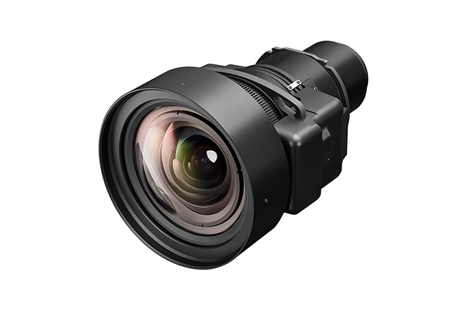 Panasonic ET-EMW400 projector accessory Lens