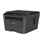 Brother DCP-L2520DW 2400 x 600DPI Laser A4 26ppm Wi-Fi Black multifunctional