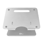 """Siig CE-MT2C12-S1 17"""" Notebook stand Silver notebook stand"""