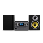Philips TAM8905/10 home audio system Home audio micro system Black 100 W