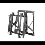"Peerless DS-VWRS040 flat panel wall mount 165.1 cm (65"") Black"