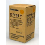 Toshiba 6LE20185000 (D-FC 35 Y) Developer, 50K pages