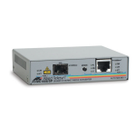 Allied Telesis AT-MC1008/SP 1000Mbit/s network media converter