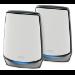 Netgear RBK852 Dual-band (2.4 GHz / 5 GHz) Wi-Fi 6 (802.11ax) Black, Grey 4 Internal