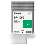 Canon 6628B001 (PFI-106 G) Ink cartridge green, 130ml 6628B001AA