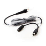 UNITECH K/W cable, black for MS250