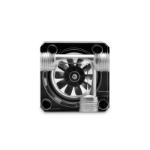 EK Water Blocks 3831109827178 hardware cooling accessory Black, Transparent