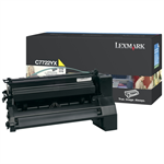 Lexmark C7722YX Toner yellow, 15K pages @ 5% coverage