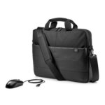 HP Classic Briefcase and Mouse
