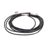 Hewlett Packard Enterprise X240 10G SFP+ 3m DAC networking cable Black U/UTP (UTP)