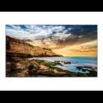 "Samsung LH55QETELGCXXY signage display 139.7 cm (55"") LCD 4K Ultra HD Digital signage flat panel Black Tizen"