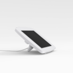 Bouncepad Lounge | Apple iPad Pro 1st Gen 9.7 (2016) | White | Covered Front Camera and Home Button |