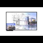 "LG 86TN3F-B signage display 2.17 m (85.6"") LED 4K Ultra HD Touchscreen Interactive flat panel Black"