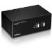 Trendnet TK-240DP interruptor KVM Negro