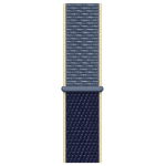 Apple MX3P2ZM/A smartwatch accessory Band Blue Nylon