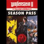 Bethesda Wolfenstein II: The Freedom Chronicles - Season Pass Video game downloadable content (DLC) PC Deutsch