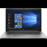 """HP 470 G7 Notebook 43.9 cm (17.3"""") 1920 x 1080 pixels 10th gen Intel® Core™ i7 8 GB DDR4-SDRAM 256 GB SSD AMD Radeon 530 Wi-Fi 6 (802.11ax) Windows 10 Pro Grey"""