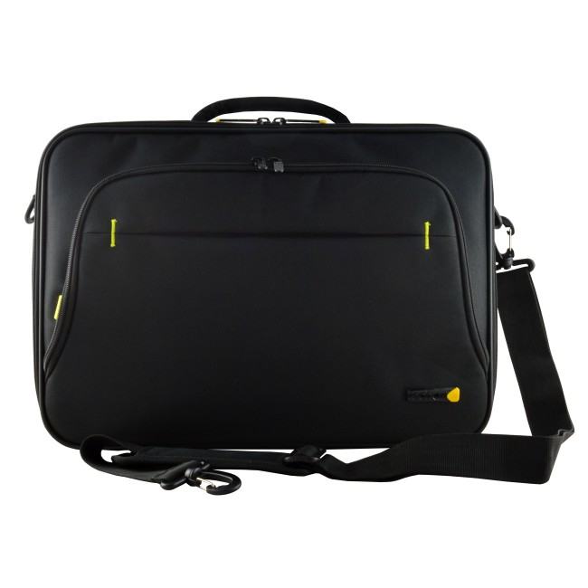 "Tech air TANZ0108V3 notebook case 39.6 cm (15.6"") Messenger case Black"