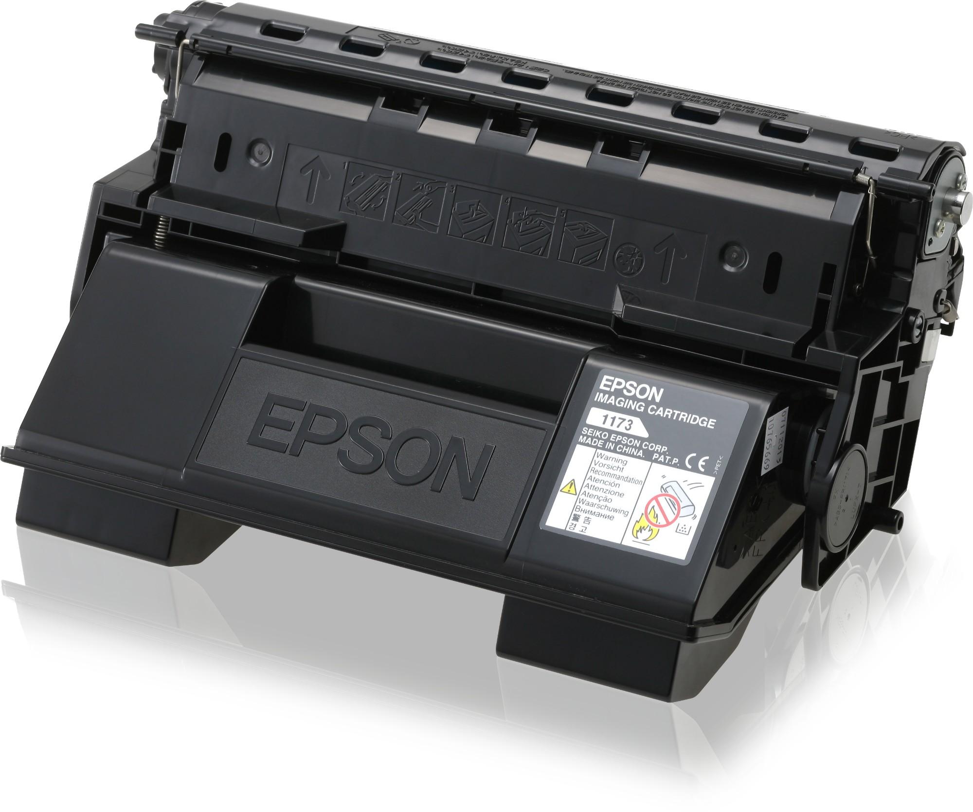Epson Unidad fotoconductora y tóner retornables 20k
