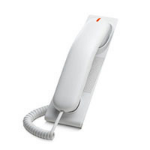Spare Handset for 8900 or 9900 Series, White, Slimline