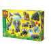 SES Creative Children's Animals Casting and Painting Set, Unisex, 5 to 12 Years, Multi-colour (01132)