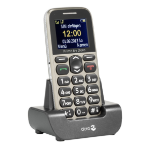 "Doro Primo 215 1.7"" 83g Beige Entry-level phone"