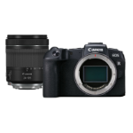Canon EOS RP Body and RF 24-105mm F4-7.1 IS STM Compact camera 27.1 MP CMOS 6240 x 4160 pixels Black