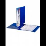 Snopake 10109 ring binder A5 Blue