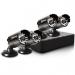 Swann DVR8-1525 8 Channel 960H Digital Video Recorder & 4 x PRO-615 Cameras