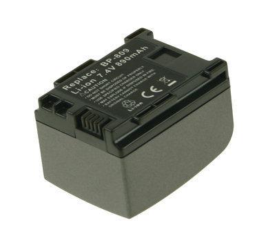 2-Power VBI9922A Lithium-Ion (Li-Ion) 890mAh 7.4V rechargeable battery