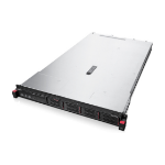 Lenovo ThinkServer RD350 1.7GHz E5-2609V4 450W Rack (1U) server