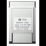TOA EV-CF128M memory card 0.128 GB CompactFlash