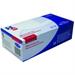 HANDSAFE P/F VINYL GLOVES S PK100 CLEAR