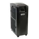 Tripp Lite Portable Cooling / Air Conditioning Unit 12,000 BTU 3.5kW - 230V 50Hz, BS 1363 Plug, Small Server Rooms and Network Closets