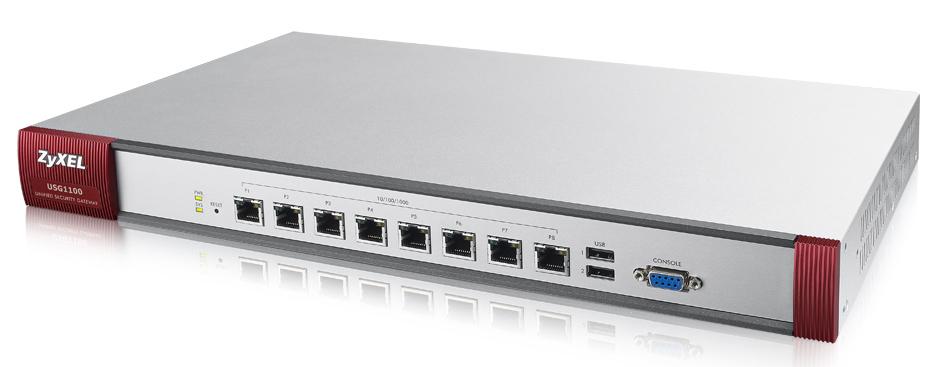 Zyxel USG1100 cortafuegos (hardware) 6000 Mbit/s