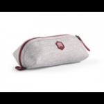 STM Must Stash Beige,Red Polyester Unisex Baguette bag
