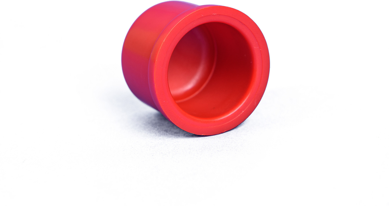 Bisson END CAP RED