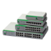 Allied Telesis AT-FS710/8E-60 Unmanaged Fast Ethernet (10/100) Power over Ethernet (PoE) Grey network switch