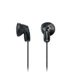 Sony MDR-E9LP Fontopia / In-Ear Headphones (Black)