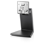 "HP A1X79AA 10.4"" Black flat panel desk mount"