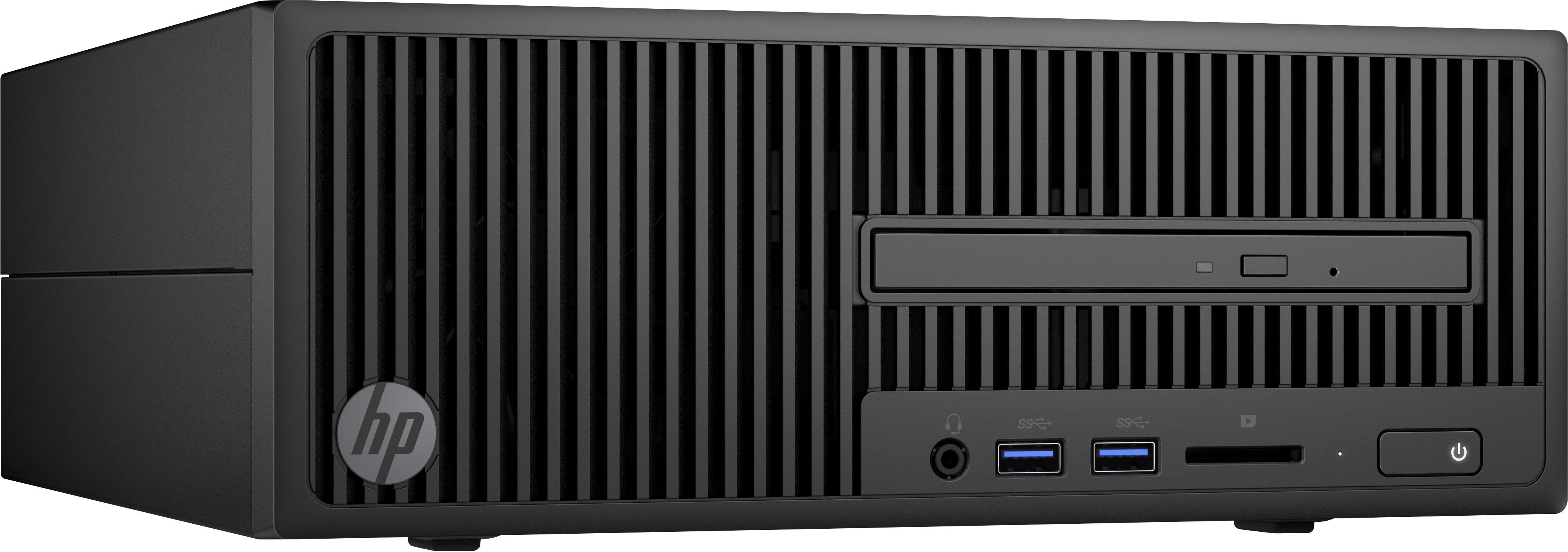 HP 280 G2 SFF Y5P88EA#ABU Pent G4400 4GB 500GB DVDRW Win 10 Pro