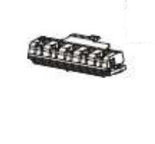 Zebra 105934-039 cabeza de impresora Transferencia térmica