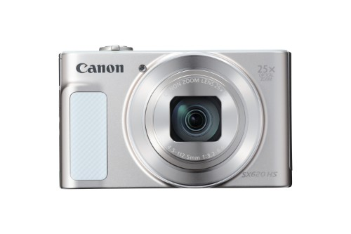 "Canon PowerShot SX620 HS Compact camera 20.2 MP CMOS 5184 x 3888 pixels 1/2.3"" White"