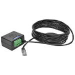 Tripp Lite Environmental Monitoring Sensor, Temperature, Humidity, Contact-Closure Inputs for Use with TLNETCARD